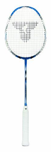 Talbot Torro Badminton Schläger Isoforce 411.2 - blau -weiss
