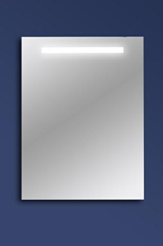 Specchio Bagno retroilluminato MOD. POSEIDON cm (4 Mm Specchio)