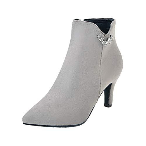 Schuhe Damen High Heels, Freizeit Stiefel Halbschuhe Sport -