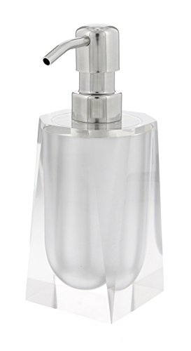 mycrystle-diamond-series-soap-dispenser-kitchen-countertop-bathroom-sink-liquid-and-foam-hand-pump-m