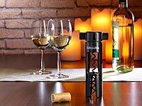 PEARL-Korkenheber-Smart-Korkenzieher-mit-Spezial-Spirale-fr-minimalen-Kraftaufwand-Wein-Korkzieher