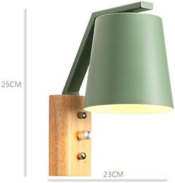 Lampada da parete retrò in ferro Retro Style Decorative bedroom a Lampada da parete a bedroom luce interna (Coloreeee   B) 1fd579