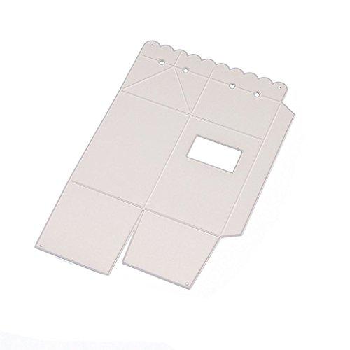 Milchkiste Schneiden Schablonen, Cutting Dies, Prägeschablonen Stanzformen Schablonen Papier Karten Sammelalbum Dekor