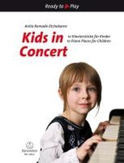Kids in concert (10 pièces pour enfants) --- Pian...