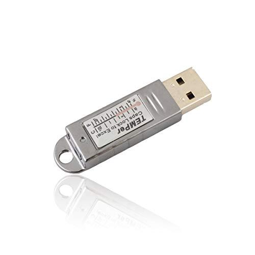 Leagy USB Termómetro Sensor Temperatura récord-Registrador