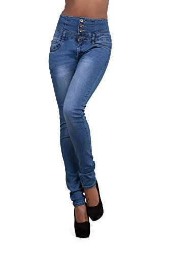 LustyChic - Jeans - Femme Bleu