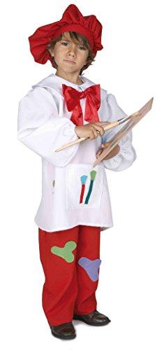 Disfraz pintor infantil. Talla 3-4 años.
