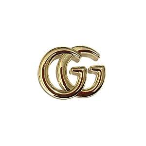 Brief Brosche Pin Abzeichen Gold