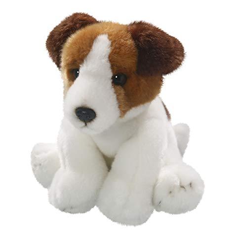 Carl Dick Jack Russel Terrier Floppy aus Plüsch ca. 20cm 3348 (Großer Plüsch Hund)