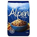 #9: Alpen Muesli The Swiss Recipe 1.3kg No Added Sugar