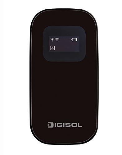 Digisol DG HR1060MS N150 Wireless 3G MiFi Broadband Router