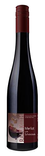 Merlot trifft Schokolade 0,5l - leckere Weinvariante