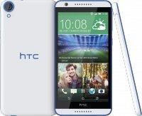 HTC 99HABV006-00 Desire 820 Smartphone (13,9 cm (5,5 Zoll) Display, 1,5GHz Prozessor, 2GB RAM, 16GB interner Speicher, Android 4.4) weiß