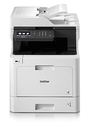Brother DCP-L8410CDW -Impresora multifunción láser