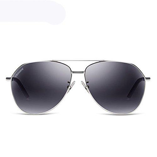 Herren Sonnenbrillen Herren Polarisatoren Fahrbrillen Treiber UV-Schutz Sonnenbrillen,C