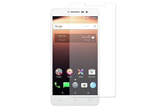 etuo Bildschirmschutzfolie für Alcatel A3 XL - 3H Folie Schutzfolie Bildschirm Display Schutz