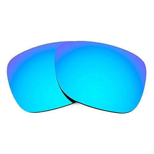 Revant Ersatzlinsen für Ray-Ban Justin 54mm RB4165 Eisblau MirrorShield®