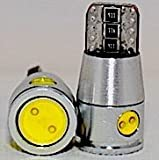 2X Super Bright Can-Bus W5W / T-10 LED Sidelight Bulbs