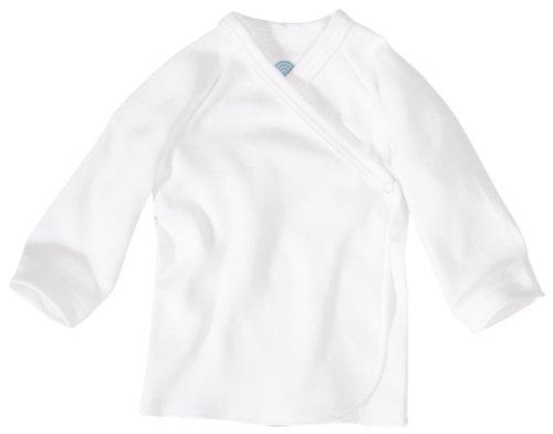 Sanetta 307500 Unisex - Baby Babykleidung/ Shirts, Gr. 62 Wei