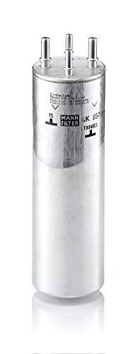 MANN-FILTER WK 857/1 Kraftstofffilter, Für PKW