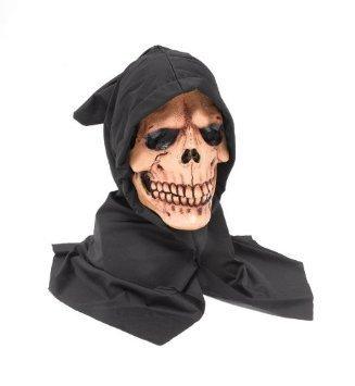 ädel Totenkopf Skelett-Scary Gespenst Halloween Fancy Dress ()