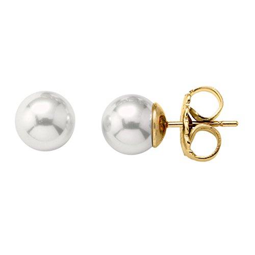 majorica-stud-earrings-6mm-round-white-pearls