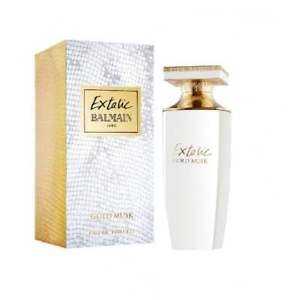 42245633 Pierre Balmain Extatic Gold Musk Eau De Toilette 60 ml Women's Perfume Eau  De Toilette Spray
