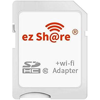 GuDoQi WiFi Adaptador De Tarjeta De Memoria WiFi Lector De Tarjetas Micro SD