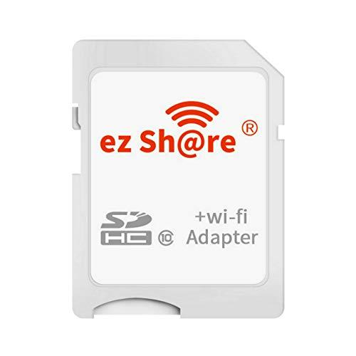 GuDoQi WiFi SD Speicherkarten Adapter WiFi Micro SD Kartenleser