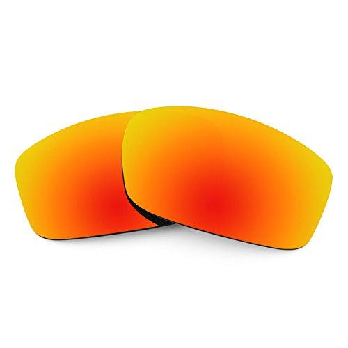Revant Ersatzlinsen für Costa Caballito Feuerrot MirrorShield®