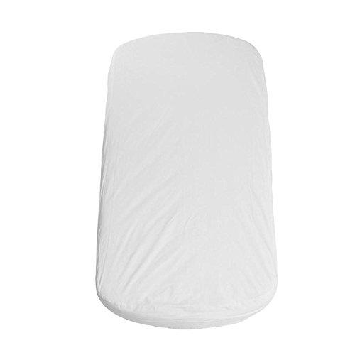 Preisvergleich Produktbild Flexa Matratze (140x70) für Babybett mit Bezug aus Baumwolle