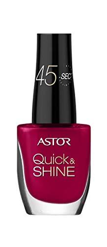 Astor Quick & Shine Esmalte uñas secado rápido acabado