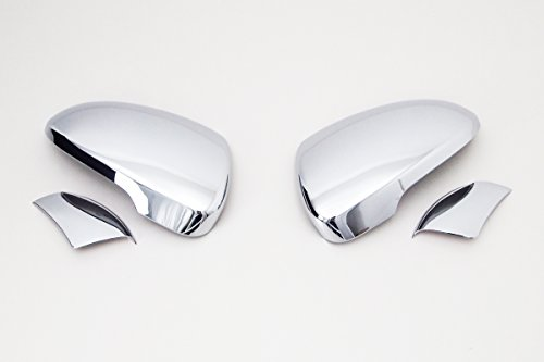 autoclover-chrome-side-mirror-cover-molding-for-2016-hyundai-all-new-tucson-led-indicator-model-only