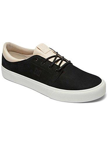 DC Shoes Trase LX - Chaussures Pour Homme ADYS300141 Noir - Black/Cement
