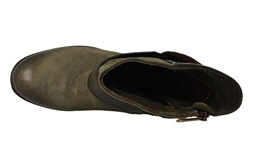 As.98 Botin As98 170201-grigio Jungle Gray