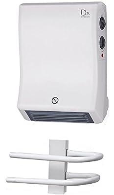 drexon 813200Heizlüfter Handtuchtrockner 2000W weiß IP24 von Drexon auf Heizstrahler Onlineshop