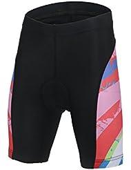 Amur Leopard Enfant Maillot de Cyclisme Pantalons Courtes Cuissard Shorts