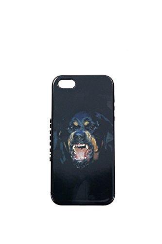 Porta iPhone Givenchy Unisex Poliuretano Nero e Multicolore BC06400900960 Nero 6x12.5