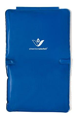 schwerinernaturheil Premium Deluxe Wärmeträger mit Naturmoorfüllung Gr.3, Kältekissen, Wärmespeicher, Wärmekissen, Wärmekompresse, Heizkissen -