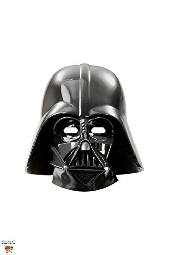 ars Darth Vader 6 Stück (Erwachsene Und Kinder Darth Vader Maske)