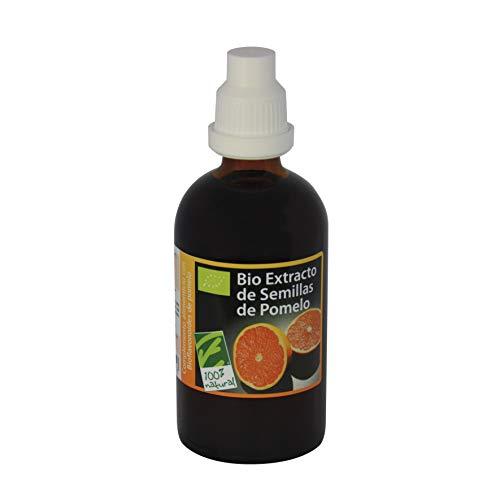 100% Natural Extracto Semillas Pomelo Bio Bioflavonoides