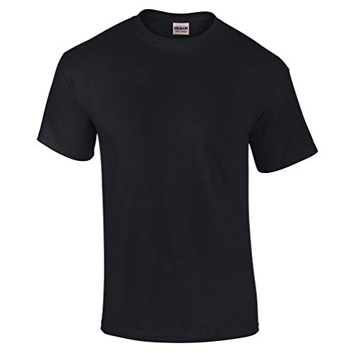 Gildan ultra T shirt black L (GD02)