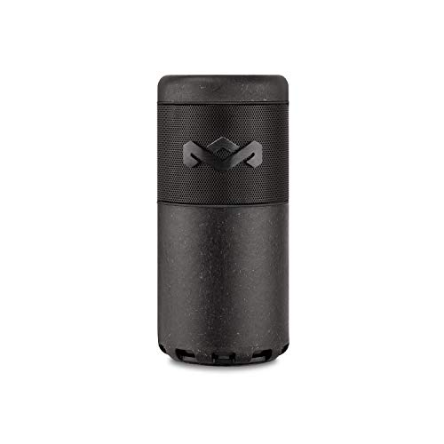 The House Of Marley Chant Sport Stereo Portable Speaker 10W Zylinder-Tragbare Lautsprecher (2.0Channels, 10W, kabellos, Bluetooth, A2DP, Stereo Portable Speaker) -