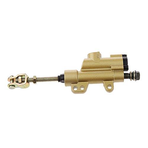 MagiDeal Hauptzylinder-Hydraulik Zylinderabdeckung Hintere Bremse Für Atv 50 90 110 125 Ccm Sunl Taotao