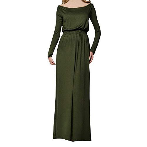 Kleiderschrank Stoff,Kleid Damen Sommer Kurz Leicht,Brautkleid Vintage Langarm,for Women Discount...
