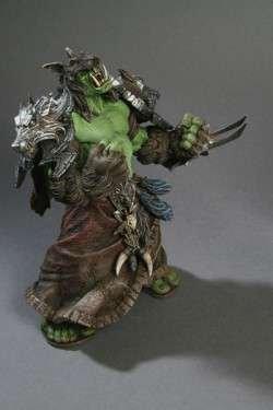 World of Warcraft: Orc Shaman Rehgar Earthfury Action Figure by World of Warcraft 1