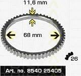 Triscan 8540 25405 Frenos para Automóvil