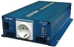 Convertisseur de tension pur sinus 24V-220V 600W COTEK