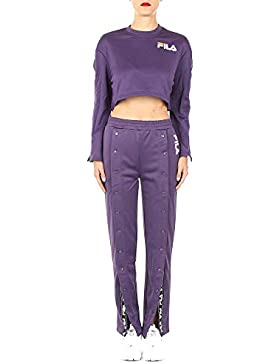 Fila Mujer 684257X74 Azul Poliéster Pantalón