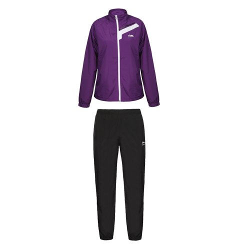 Li Ning Damen Anzug B158 kräftiges violett